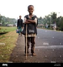 Pavement Walking Barefoot