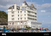 Seaside Hotel Uk Stock &