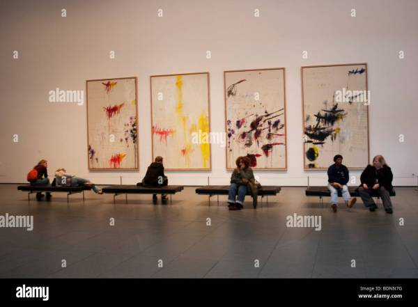 Cy Twombly Paintings Museum Of Modern Art Moma