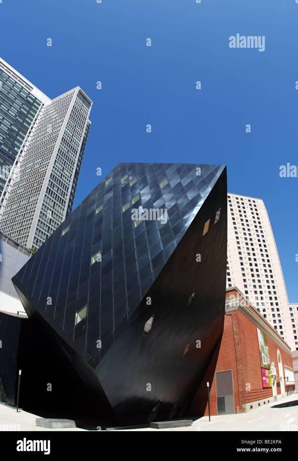 Contemporary Jewish Museum San Francisco Stock &