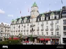 Grand Hotel And Cafe Karl Johans Gate Oslo
