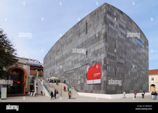 Mumok Museum Of Modern Art In District Mq