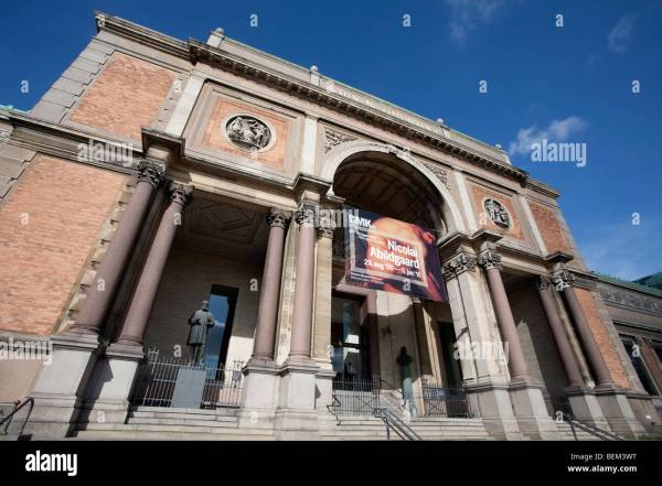 Statens Museum Kunst Stock &