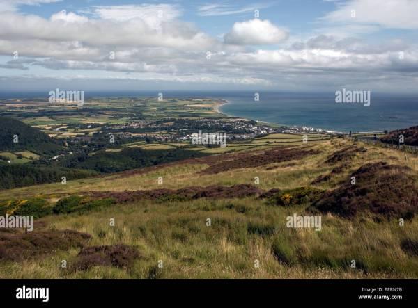 landscape of isle man