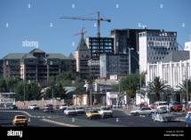 Windhoek Capital Of Namibia Stock Royalty Free