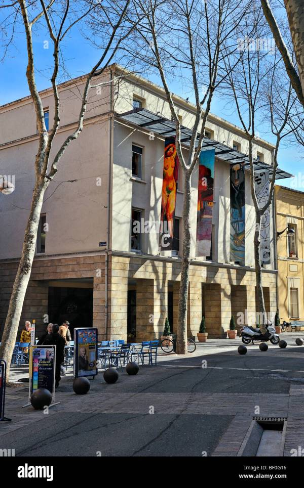 Modern Art Museum Ceret France Stock Royalty Free 26442786 - Alamy