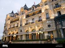Hotel Paris Monaco Stock &