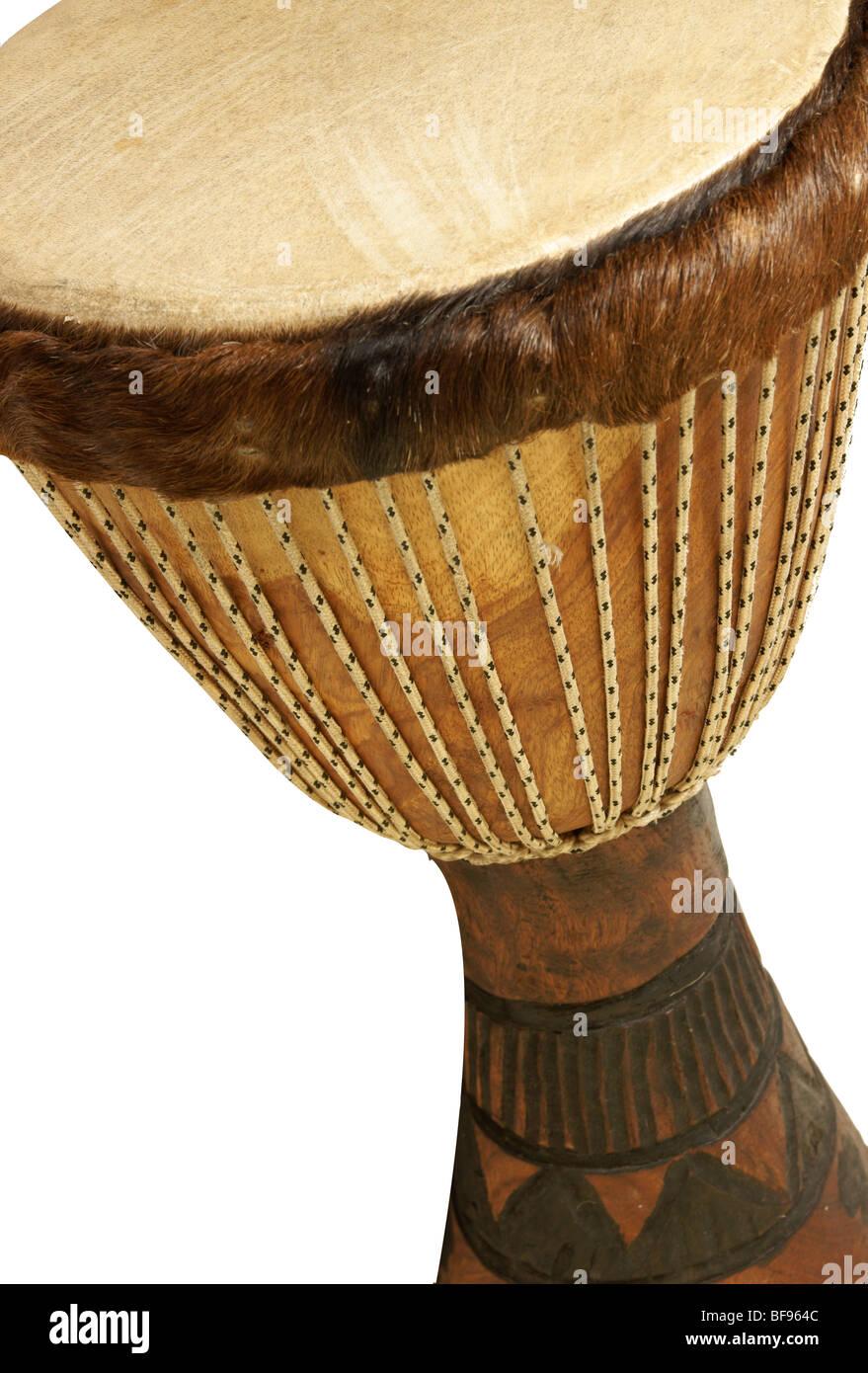 hight resolution of djembe stock image