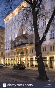 Wien Ringstra Hotel Ring - Vienna