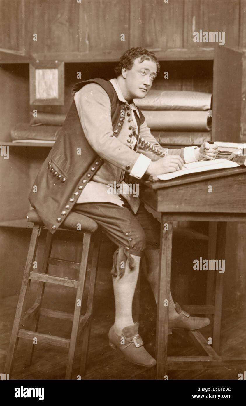 Victorian Writing Desk Stock Photos  Victorian Writing