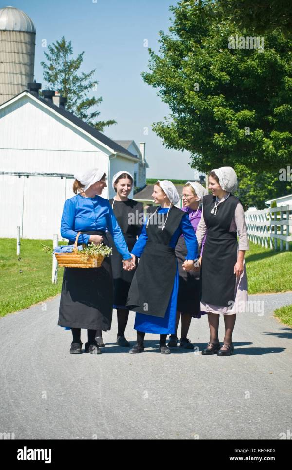 Traditional Mennonite Clothing Stock &