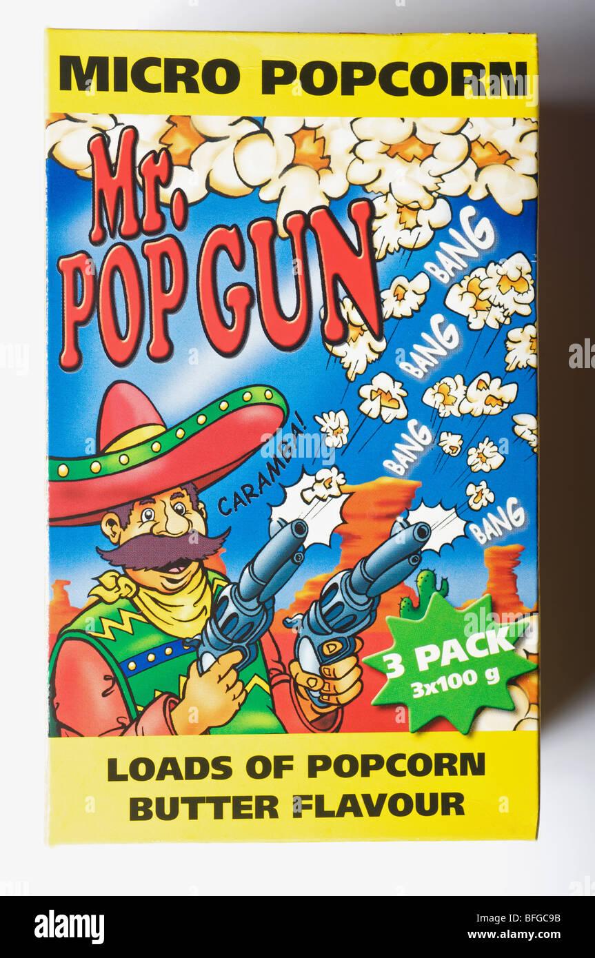 https www alamy com stock photo mr popgun microwave popcorn 26791111 html