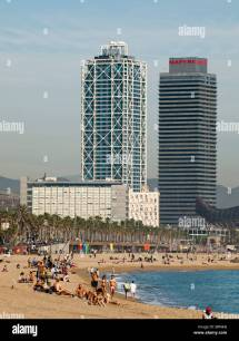 Barcelona Twin Towers - Hotel Arts And Mapfre