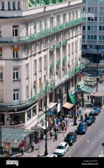 Karntner Strasse Vienna Stock &