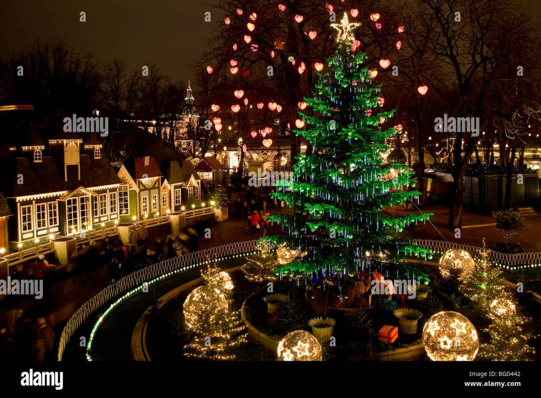Danish Christmas Decorations Copenhagen