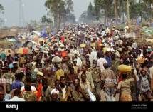 Rwanda Refugee Camps 1994