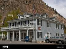 Georgetown Colorado History Stock &