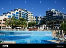 Cornelia Deluxe Hotel In Belek Turkey Stock