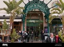 Art Deco Cafe De Paris Monte Carlo Principality Of