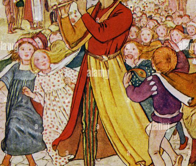 After Hamelin Refused To Pay What The Pied Piper Asked For Ridding The Town Of Rats He Charmed Their Children Away In Revenge