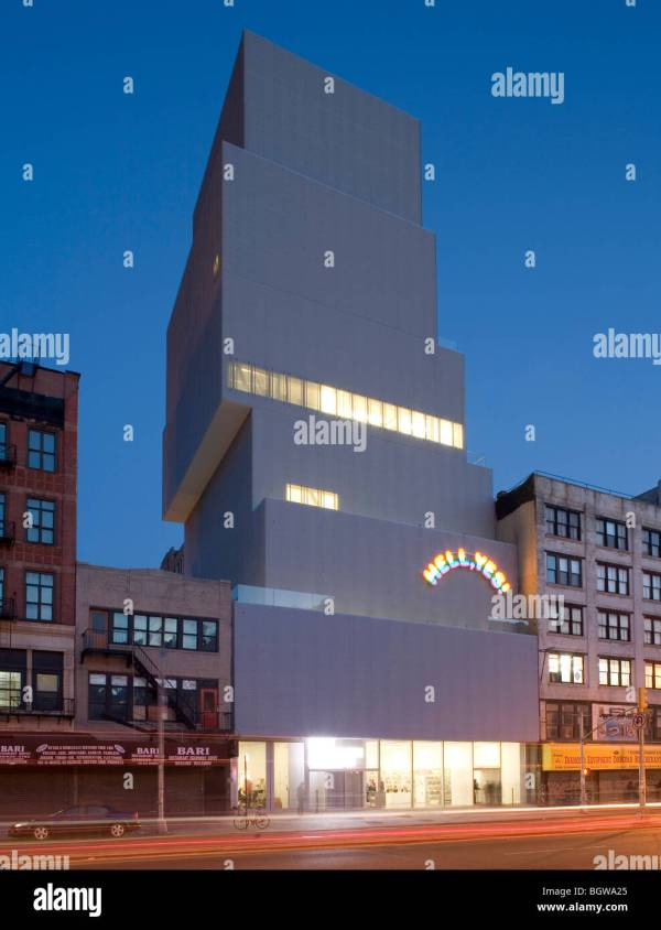 New York Museum of Contemporary Art