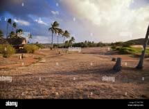 Abandoned Golf Kaluakoi Resort Molokai Hawaii