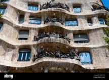 Art Nouveau Gaudi Barcelona