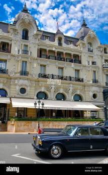 Hotel De Paris Monaco Stock &