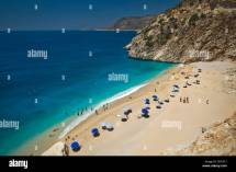 Kaputas Beach Kas Antalya Turkey Stock 27815567 - Alamy