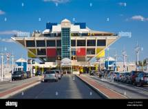 Pier Shopping And Dining Complex St Petersburg
