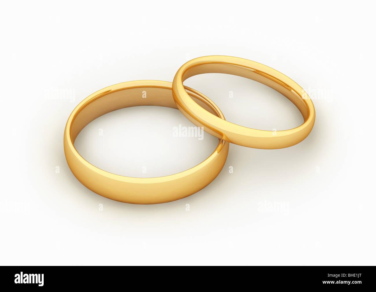 Goldene Ringe Fr Herren
