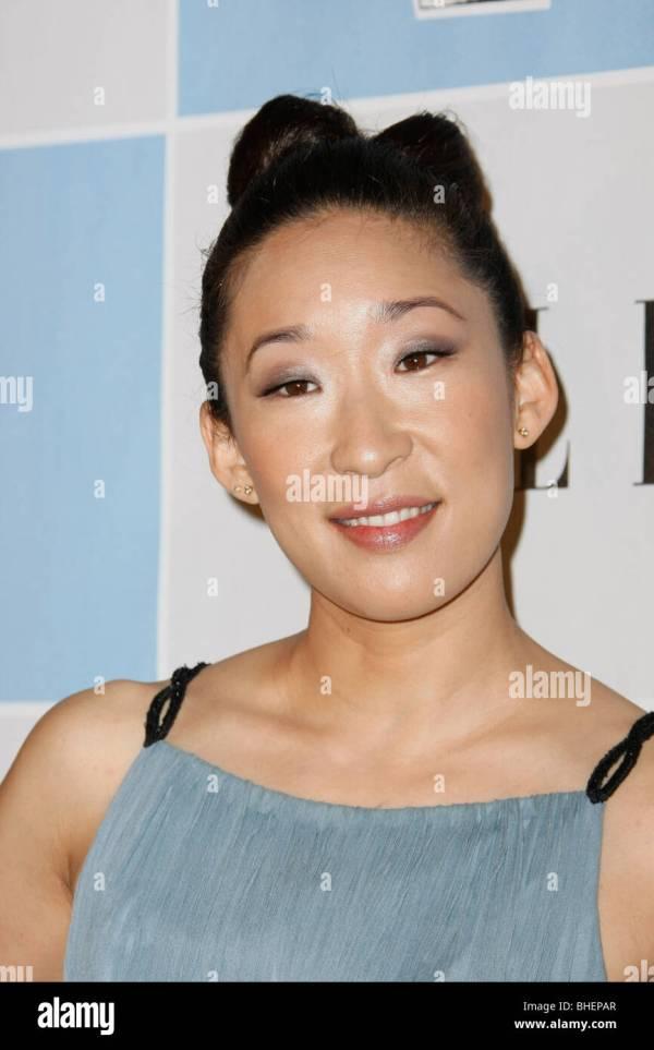 Sandra Oh Spirit Awards 2008