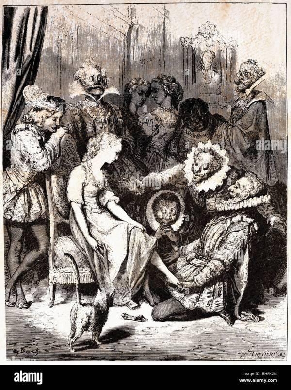 "Literature Fairy Tales Brothers Grimm ""cinderella"