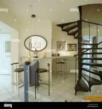 Open staircase An Excellent Home Design