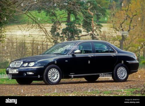 small resolution of rover 75 1999