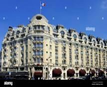 Geography Travel France Paris Hotel Lutetia