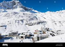Arlberg Pass Austria Stock &