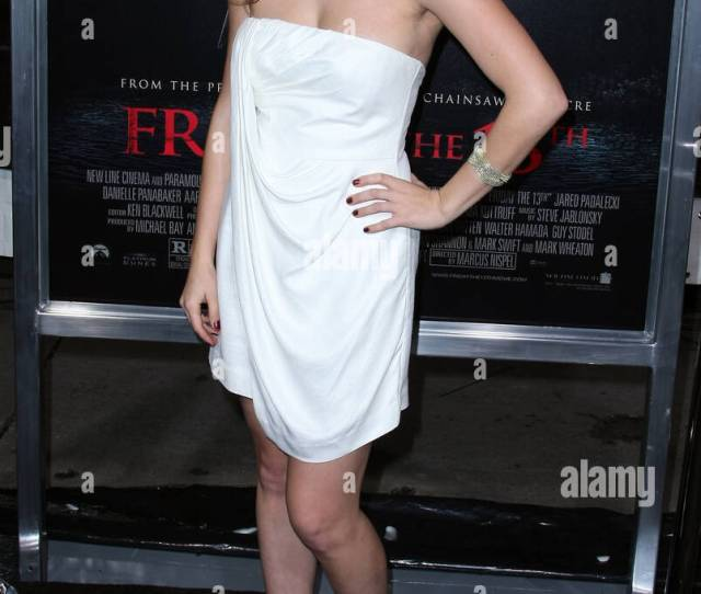 Julianna Guill Friday The Th Los Angeles Premiere Hollywood Los Angeles Ca Usa