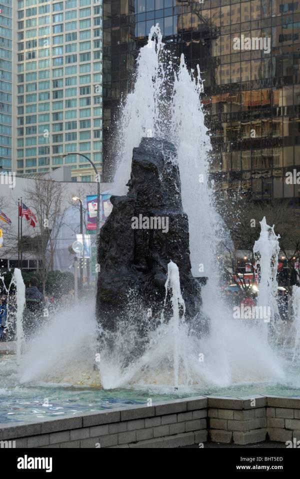 Vancouver Fountain Stock &