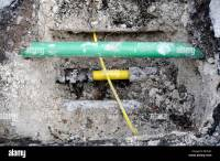 Yellow Gas Pipes Stock Photos & Yellow Gas Pipes Stock ...