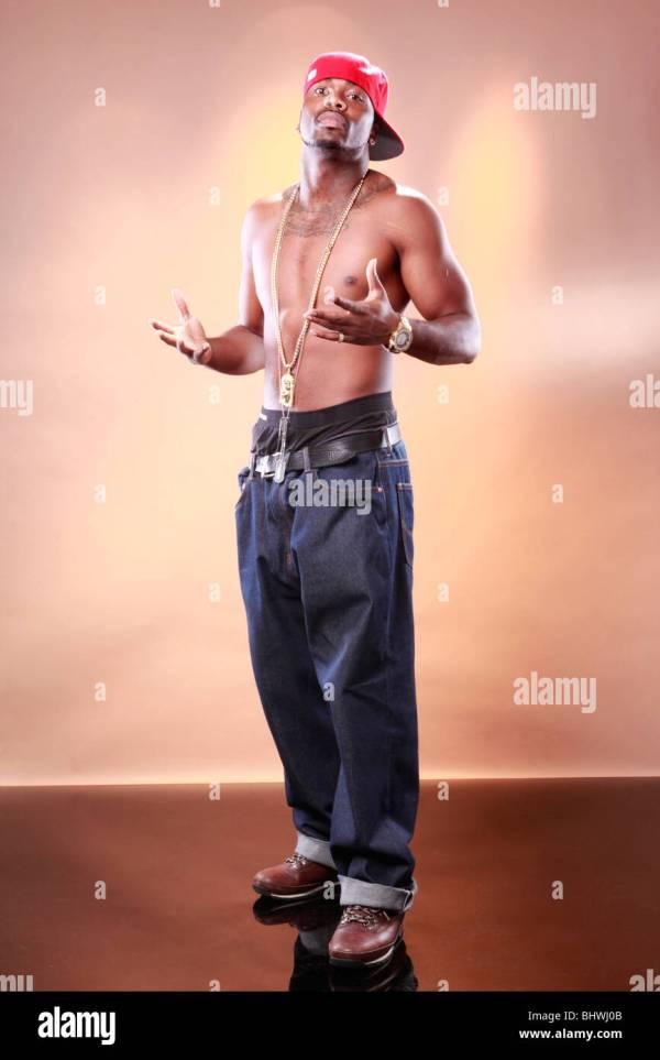 Musician Rap Stock & - Alamy