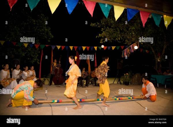 tinikling folk dance history