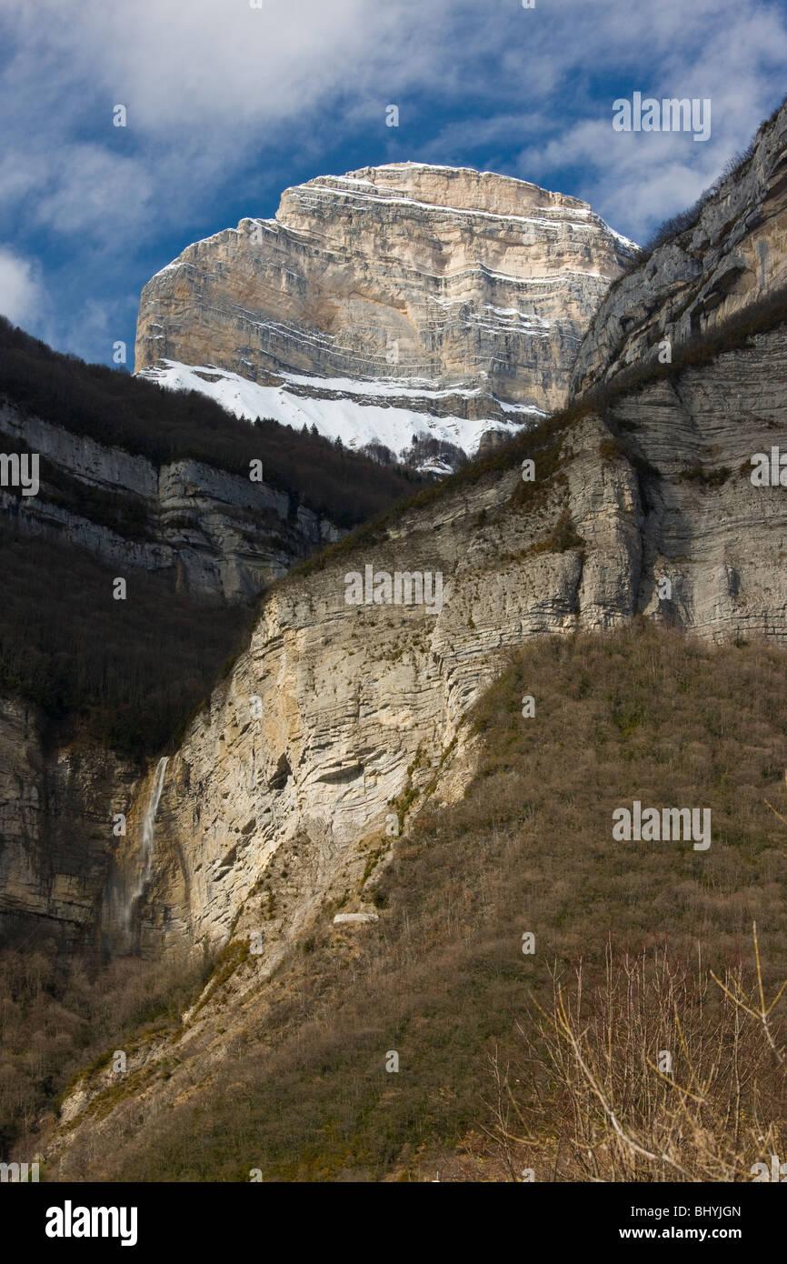 Le Massif De La Chartreuse : massif, chartreuse, Massif, Chartreuse, Resolution, Stock, Photography, Images, Alamy