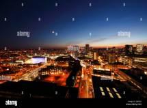 Birmingham City Night