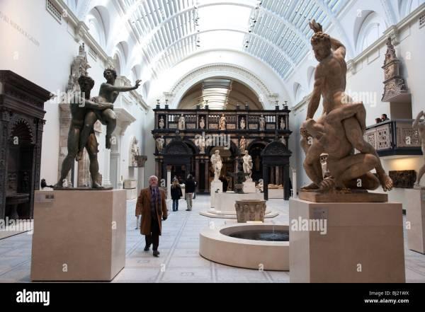 Victoria And Albert Museum London. Medieval & Renaissance