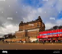 Grand Hotel In Scarborough North Yorkshire England