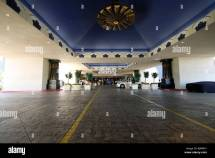 Entrance Area Of Luxor Hotel In Las Vegas Nevada Usa