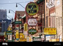 Chinatown Chicago Stock &
