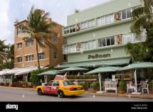 1940 Pelican And 1930 Shore Park Hotels Ocean Drive
