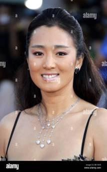 Gong Li Miami Vice World Premiere Westwood Los Angeles Usa
